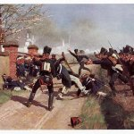 """Kampagne """"Deutschlande 1813"""", Schlacht bei Grossgörschen"""