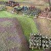 Infanteriegefecht gegen Römer