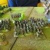 Kavalleriegefecht bei den Windmühlen